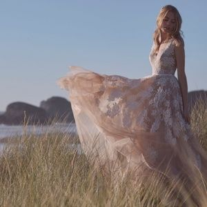 Aella wedding dress by Watters